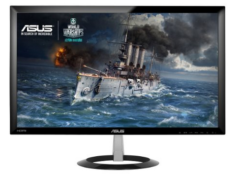 mon test du asus vx238h lcd ecran pc gamer. Black Bedroom Furniture Sets. Home Design Ideas